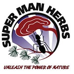 Superman Herbs. Unleash the Power of Nature.