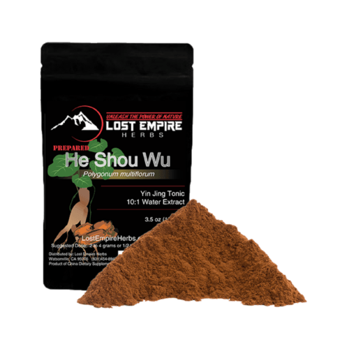 He Shou Wu Extract for Hair Growth