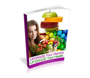 Upgrade Your Vitamins Ebook