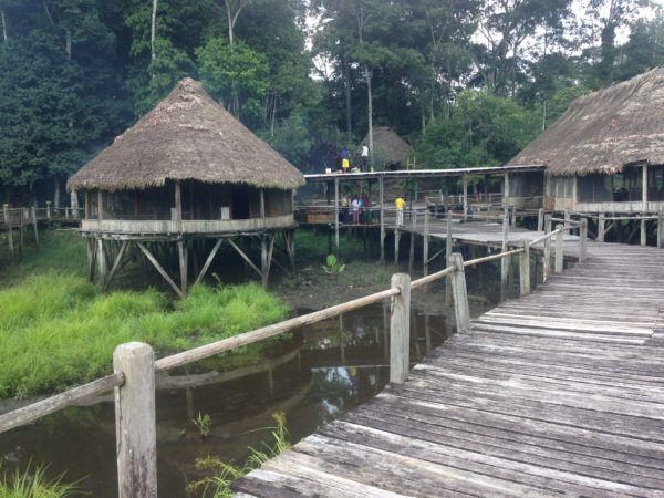 Kapawi Lodge