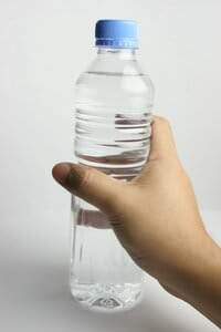 plastic bpa bottled water