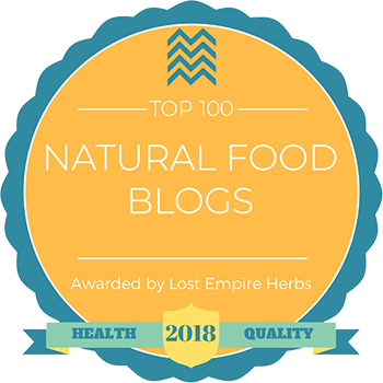 Top Natural Food Blogs list
