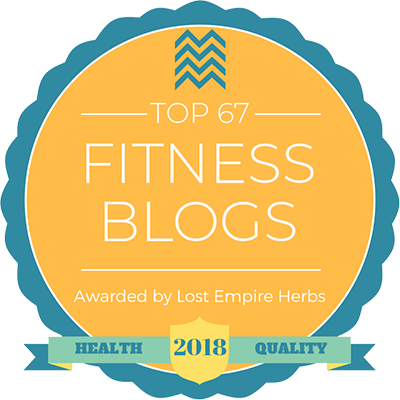 Top Fintess Blog 2018