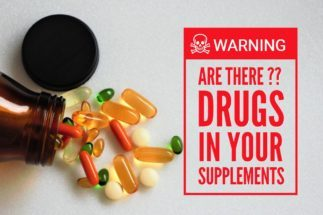 Are There Drugs in Your Supplements