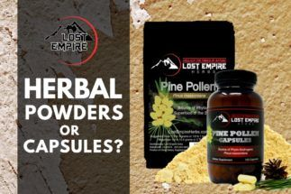 Herbal Powders or Capsules?